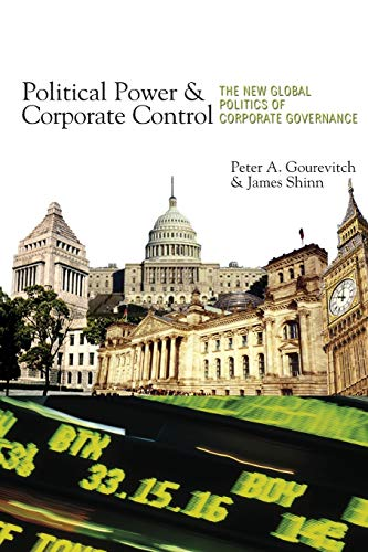 9780691133812: Political Power and Corporate Control: The New Global Politics of Corporate Governance