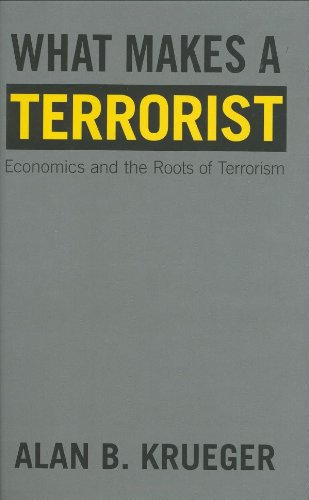 9780691134383: What Makes a Terrorist: Economics and the Roots of Terrorism (Lionel Robbins Lectures)