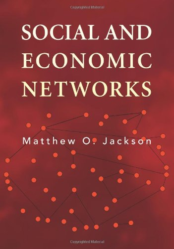 9780691134406: Social and Economic Networks