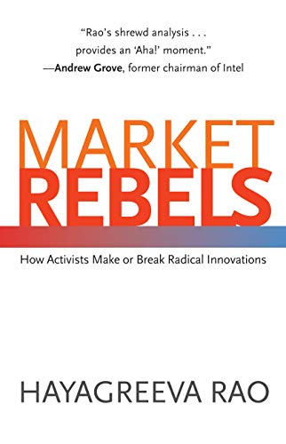 9780691134567: Market Rebels: How Activists Make or Break Radical Innovations