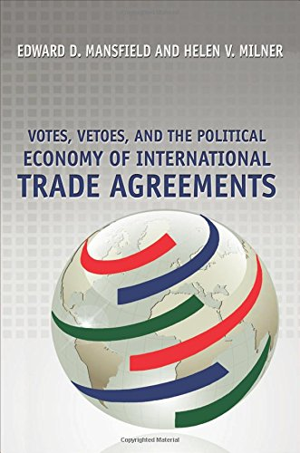 9780691135304: Votes, Vetoes, and the Political Economy of International Trade Agreements