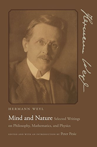 9780691135458: Mind and Nature: Selected Writings on Philosophy, Mathematics, and Physics