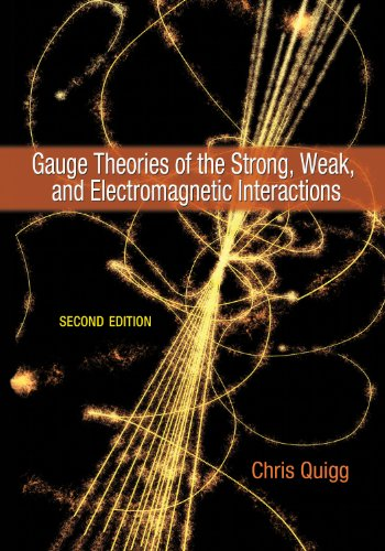 9780691135489: Gauge Theories of the Strong, Weak, and Electromagnetic Interactions