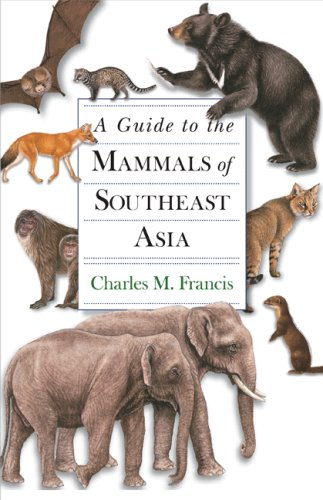 9780691135519: A Guide to the Mammals of Southeast Asia