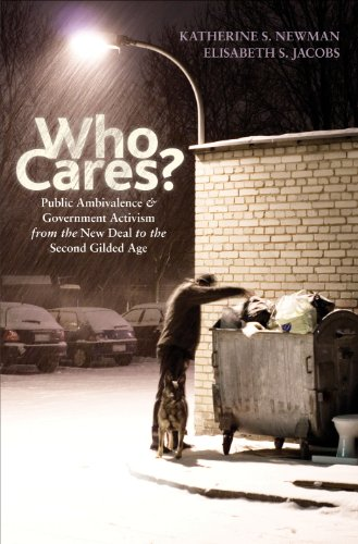 9780691135632: Who Cares?: Public Ambivalence and Government Activism from the New Deal to the Second Gilded Age