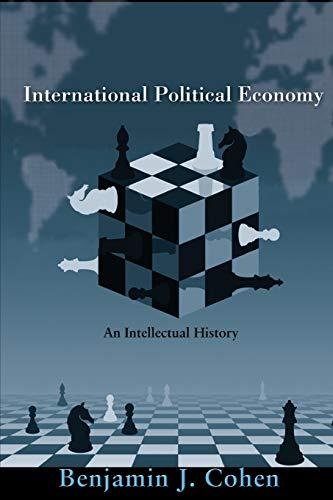 9780691135694: International Political Economy: An Intellectual History