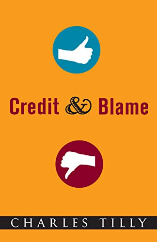 9780691135786: Credit and Blame