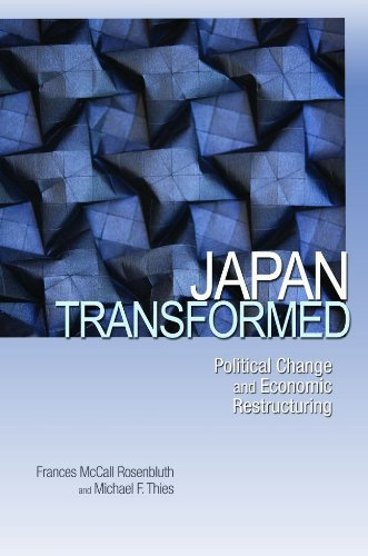 9780691135915: Japan Transformed: Political Change and Economic Restructuring
