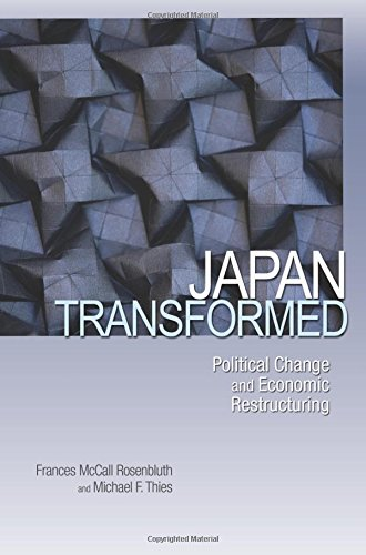 9780691135922: Japan Transformed: Political Change and Economic Restructuring