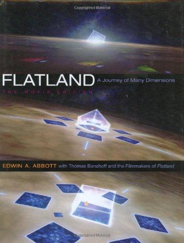 Flatland: The Movie Edition: Abbott, Edwin Abbott;