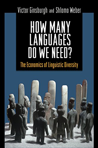 9780691136899: How Many Languages Do We Need?: The Economics of Linguistic Diversity