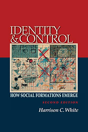 9780691137155: Identity and Control: How Social Formations Emerge