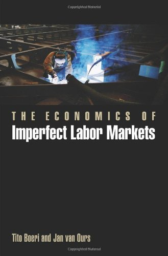 9780691137353: The Economics of Imperfect Labor Markets