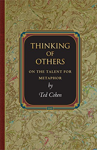 9780691137469: Thinking of Others: On the Talent for Metaphor
