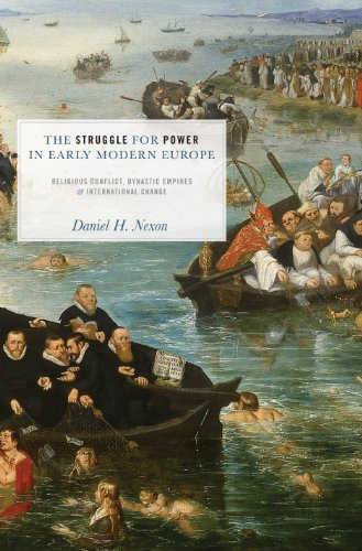 9780691137926: The Struggle for Power in Early Modern Europe: Religious Conflict, Dynastic Empires, and International Change (Princeton Studies in International History and Politics)