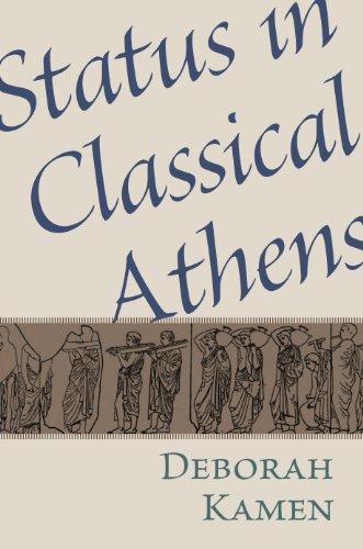 9780691138138: Status in Classical Athens