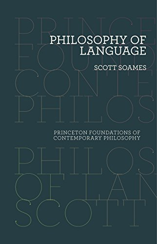 9780691138664: Philosophy of Language (Princeton Foundations of Contemporary Philosophy)