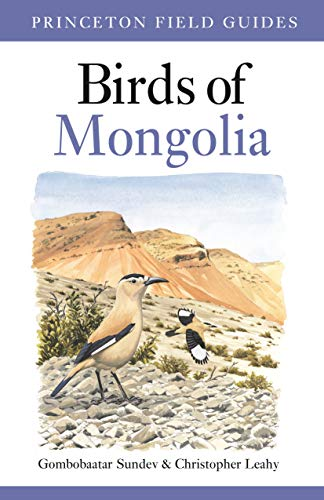9780691138824: Birds of Mongolia (Princeton Field Guides)