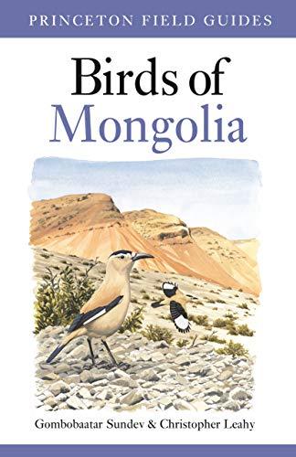 9780691138824: Birds of Mongolia