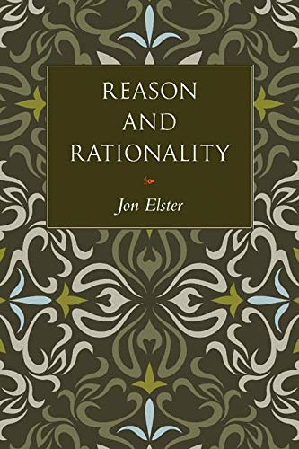 9780691139005: Reason and Rationality