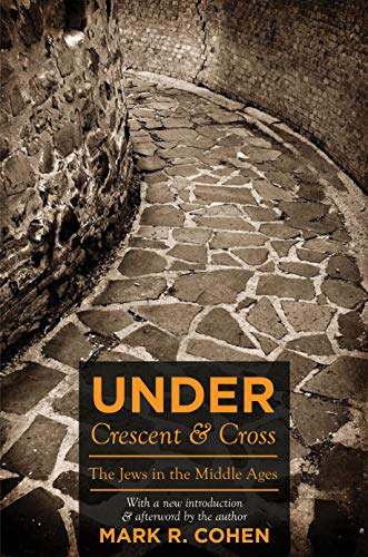 9780691139319: Under Crescent and Cross: The Jews in the Middle Ages