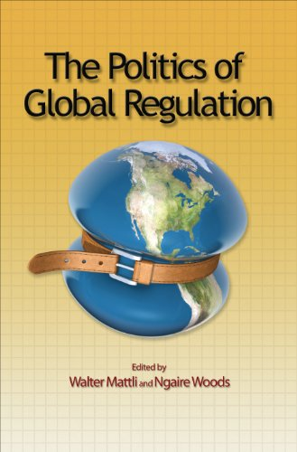 9780691139609: The Politics of Global Regulation
