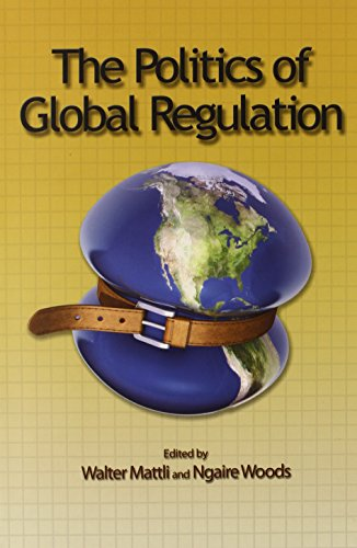 9780691139616: The Politics of Global Regulation
