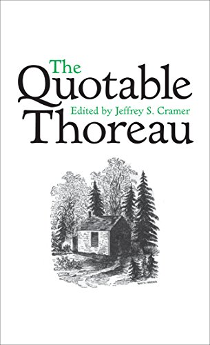 9780691139975: The Quotable Thoreau