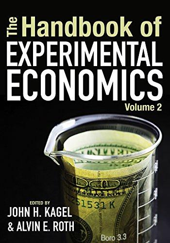 9780691139999: The Handbook of Experimental Economics, Volume 2