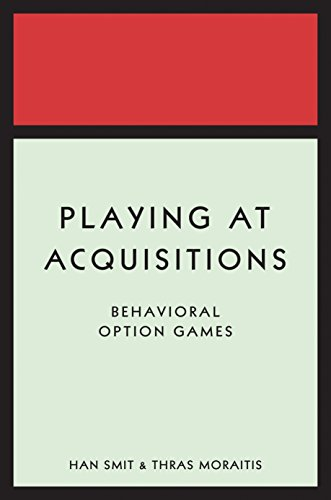Playing at Acquisitions Behavioral Option Games: Han T J Smit
