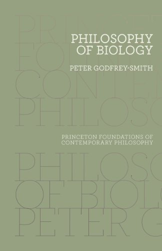 9780691140018: Philosophy of Biology (Princeton Foundations of Contemporary Philosophy)
