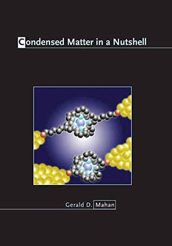 9780691140162: Condensed Matter in a Nutshell