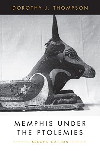 9780691140339: Memphis Under the Ptolemies: Second Edition