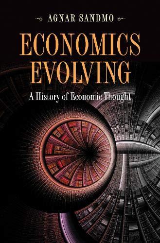 9780691140636: Economics Evolving: A History of Economic Thought