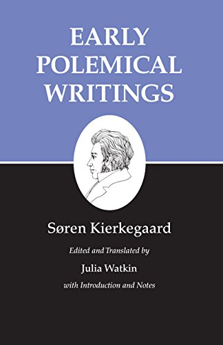 9780691140728: Kierkegaard's Writings, I, Volume 1: Early Polemical Writings
