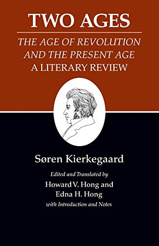9780691140766: Kierkegaard's Writings, XIV: Two Ages:
