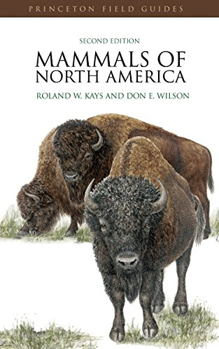 9780691140926: Mammals of North America: Second Edition (Princeton Field Guides)