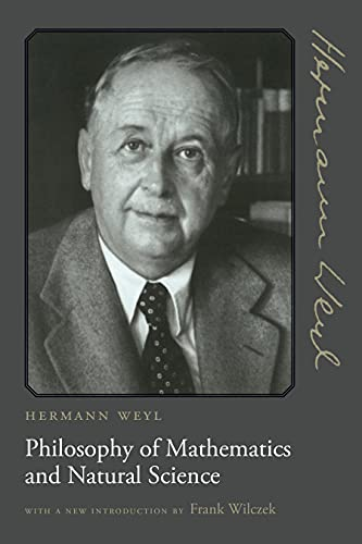 9780691141206: Philosophy of Mathematics and Natural Science