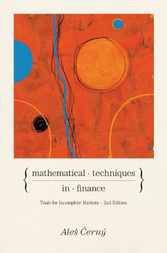 9780691141213: Mathematical Techniques in Finance: Tools for Incomplete Markets, Second Edition
