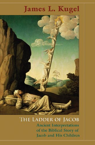 9780691141237: The Ladder of Jacob: Ancient Interpretations of the Biblical Story of Jacob and His Children