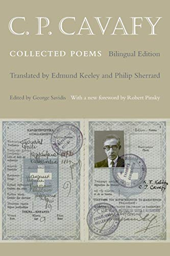 9780691141244: C. P. Cavafy: Collected Poems (Lockert Library of Poetry in Translation)