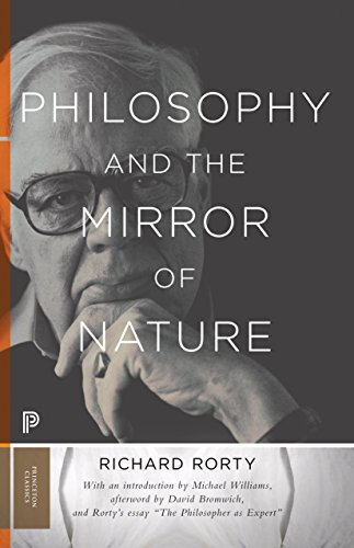 9780691141329: Philosophy and the Mirror of Nature (Princeton Classics)