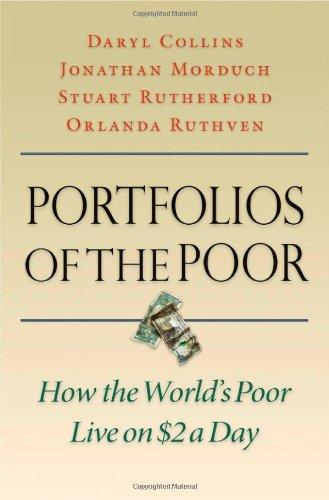 9780691141480: Portfolios of the Poor: How the World's Poor Live on $2 a Day