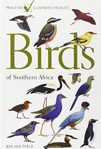 9780691141695: Birds of Southern Africa (Princeton Illustrated Checklists)