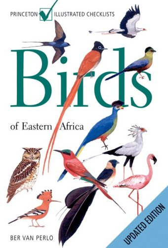 9780691141701: Birds of Eastern Africa (Princeton Illustrated Checklists)