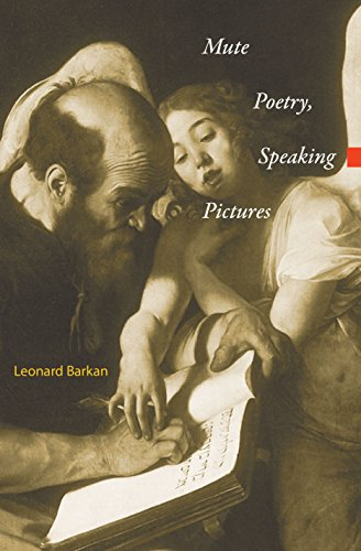 9780691141831: Mute Poetry, Speaking Pictures (Essays in the Arts)