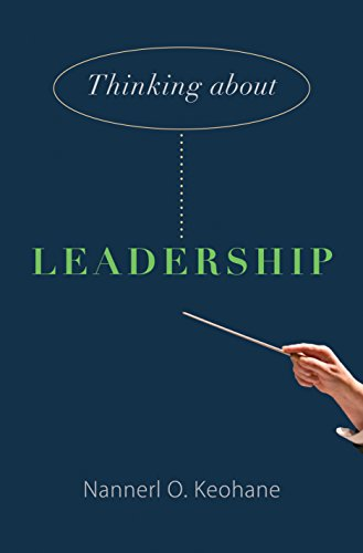 9780691142074: Thinking about Leadership