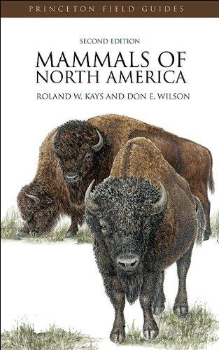 9780691142784: Mammals of North America: Second Edition (Princeton Field Guides)