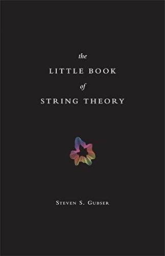 9780691142890: The Little Book of String Theory