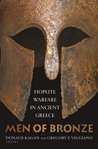9780691143019: Men of Bronze: Hoplite Warfare in Ancient Greece